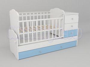 Детская кровать-трансформер на маятнике СКВ-9
