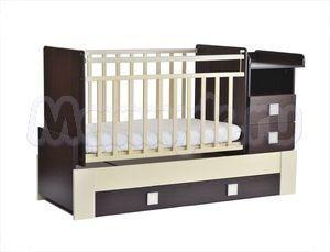Детская кровать-трансформер на маятнике СКВ-8