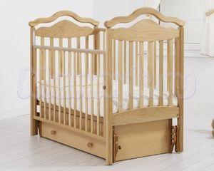 Детская кроватка с универсальным маятником Гандылян Анжелика М