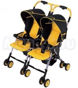 Прогулочная коляска для двойни Aprica Nelcco Bed Twin