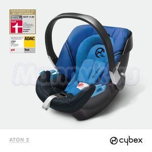 Автокресло (автолюлька) Cybex Aton 2