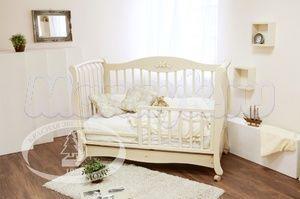 Детская кроватка-качалка Красная звезда Можга Елизавета C 553