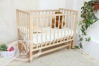 Детская кроватка с универсальным маятником Красная звезда Можга Степан С 900