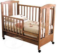 Детская кроватка-качалка Красная звезда Можга Силена C 842
