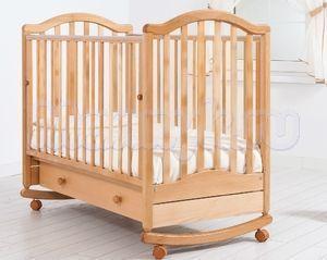 Детская кроватка Гандылян Лейла (колесо-качалка)