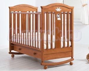 Детская кроватка Гандылян Даниэль (колесо-качалка)