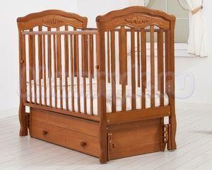 Детская кроватка с универсальным маятником Гандылян Шарлотта