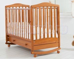 Детская кроватка Гандылян Симоник (колесо-качалка)