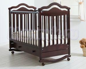 Детская кроватка Гандылян Анжелика (колесо-качалка)