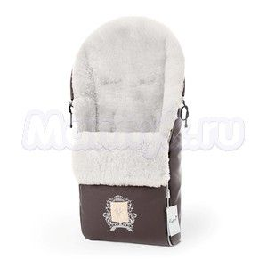Конверт в коляску Esspero Queenly (натуральная овчина)
