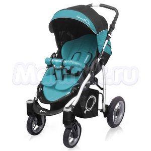 Прогулочная коляска Babyactive Sport Q