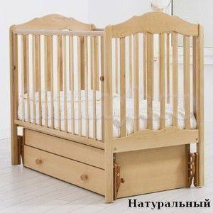 Кроватка Гандылян Анастасия (универсальный маятник)
