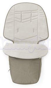 Муфта для ног Nuna IVVI Footmuff & Seat Liner New