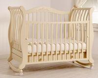 Детская кроватка Гандылян Габриэлла (колесо-качалка)