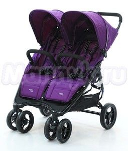 Прогулочная коляска для двойни и погодок Valco Baby Snap Duo