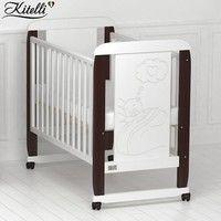 Детская кроватка Kitelli Amore (колеса-качалка)
