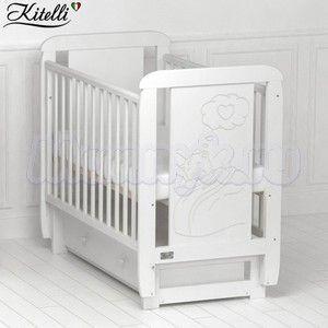 Детская кроватка Kitelli Amore (поперечный маятник)