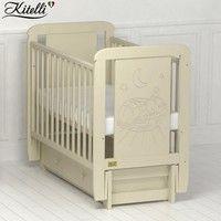 Детская кроватка Kitelli Micio (продольный маятник)