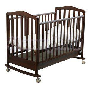 Детская кроватка-качалка Papaloni Винни