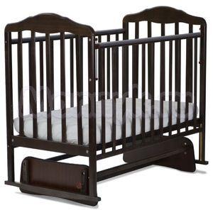 Детская кроватка с маятником СКВ Березка NEW
