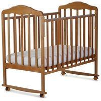 Детская кроватка СКВ Берёзка NEW (качалка)