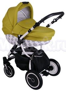 Коляска 2 в 1 Lonex Speedy Sweet Baby 2 (New)