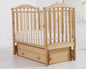Детская кроватка с универсальным маятником Гандылян Людмила