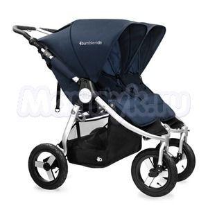 Прогулочная коляска для двойни и погодок Bumbleride Indie Twin