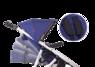 Прогулочная коляска для погодков Phil and Teds Verve 3