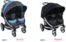 Прогулочная коляска для двойни и погодок Valco Baby Ion for 2