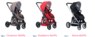 Прогулочная коляска-трансформер Valco Baby Zee Spark
