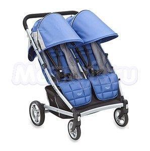 Прогулочная коляска для двойни и погодок Valco Baby Zee Two