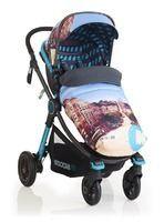 Прогулочная коляска-трансформер Koochi LITESTAR